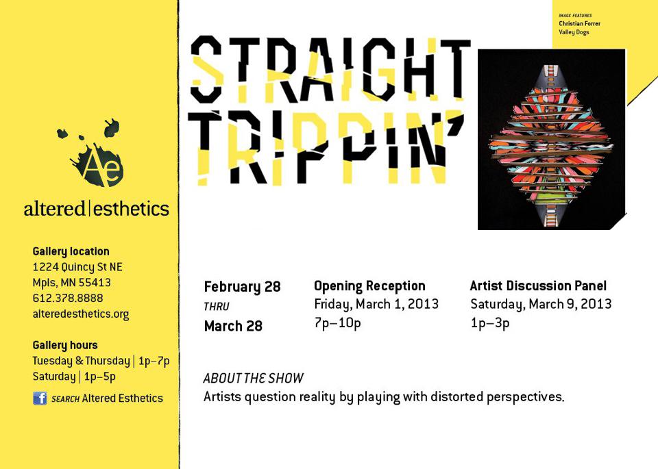 Straight Trippin