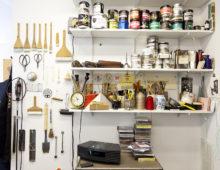 Lynne Avadenka's Studio