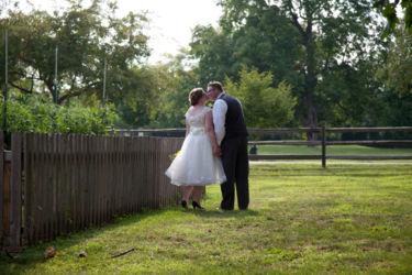 Davis/DeLise Wedding